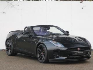 Jaguar F TYPE 3.0 [380] Supercharged V6 R Dynamic 2dr Auto AWD Convertible 2019, 71 miles, £67380