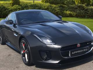 Jaguar F TYPE 3.0 Supercharged V6 R Dynamic Coupe 2019, 2000 miles, £49000