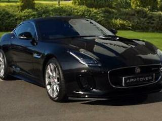 2019 Jaguar F TYPE 2.0 R Dynamic 2dr Automatic Petrol Coupe
