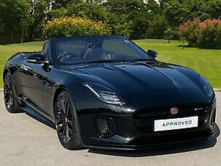 2019 Jaguar F Type 3.0 Supercharged V6 R Dynamic 2dr Auto Petrol Convertible Con