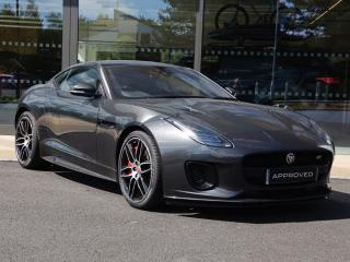 Jaguar F TYPE 3.0 [380] S/C V6 Chequered Flag 2dr Auto AWD Coupe 2019, 10 miles, £68980