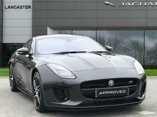 2019 Jaguar F TYPE I4 CHEQUERED FLAG Petrol grey Automatic