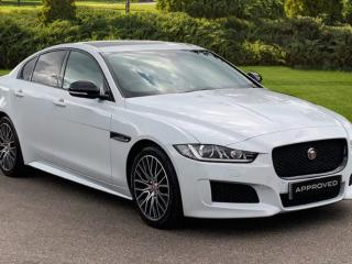 Jaguar XE 2.0d 180 Landmark Edition Saloon 2019, 3974 miles, £28000