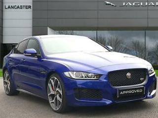 2019 Jaguar XE S Petrol blue Automatic