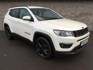 Jeep Compass 1.4 Multiair 140 Night Eagle 5dr [2WD] FourByFour 2019, 2054 miles, £18999