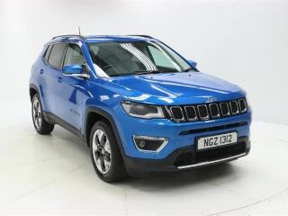 Jeep Compass 1.6 Multijet 120 Limited 5Dr [2Wd] SUV 2019, 3256 miles, £21000