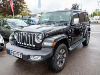 Jeep Wrangler GME SAHARA UNLIMITED Convertible 2019, 3042 miles, £43999