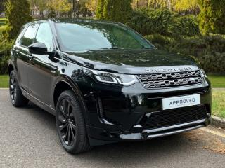 Land Rover Discovery Sport 2.0 P200 R Dynamic S 5dr Estate 2019, 1212 miles, £42000