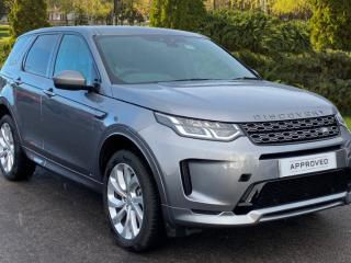 Land Rover Discovery Sport 2.0 P200 R Dynamic S 5dr 4x4 2019, 3000 miles, £40000