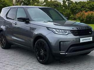 2019 Land Rover Discovery 2.0 Si4 HSE 5dr Auto Petrol Station Wagon Station Wago