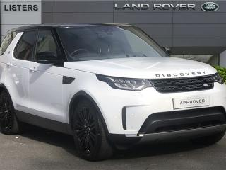 Land Rover Discovery Diesel SW 3.0 SDV6 HSE 5dr Auto SUV 2019, 3600 miles, £53990