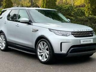 2019 Land Rover Discovery 3.0 SDV6 Anniversary Edition 5 Automatic Diesel 4x4