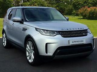 2019 Land Rover Discovery 3.0 SDV6 Anniversary Edition 5dr Auto Diesel Station W