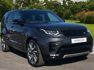 2019 Land Rover Discovery 3.0 SDV6 HSE 5dr Auto Diesel Station Wagon Station Wag