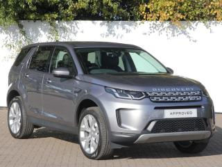 Land Rover Discovery Sport 2.0 D180 SE 5dr Auto Station Wagon 2019, 3016 miles, £37980