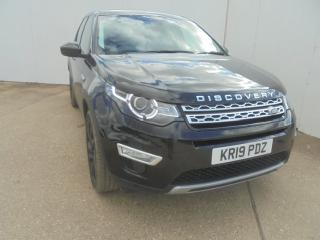 Land Rover Discovery 2.0 Si4 240 HSE Luxury 5dr Auto Estate 2019, 8263 miles, £31000
