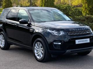 Land Rover Discovery Sport 2.0 TD4 180 SE Tech 5dr 5+2 Estate 2019, 3554 miles, £35000