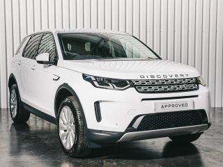 Land Rover Discovery Sport Diesel SW 2.0 D180 SE 5dr Auto SUV 2019, 1250 miles, £36690