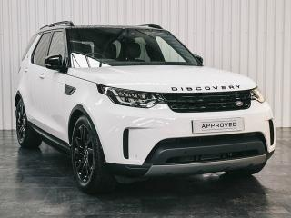 Land Rover Discovery Diesel SW 3.0 SDV6 SE 5dr Auto SUV 2019, 1250 miles, £53290