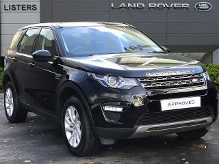 Land Rover Discovery Sport Diesel SW 2.0 TD4 180 SE Tech 5dr Auto SUV 2019, 7055 miles, £33990