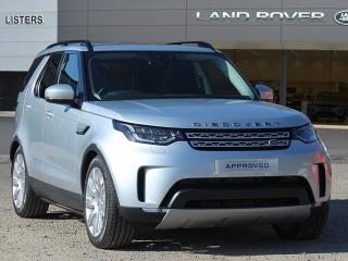 Land Rover Discovery Diesel SW 2.0 SD4 HSE 5dr Auto SUV 2019, 10126 miles, £49790