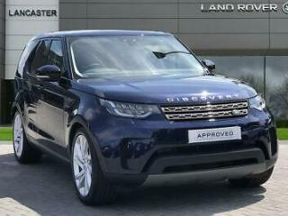 2019 Land Rover Discovery SDV6 ANNIVERSARY EDITION Diesel blue Automatic