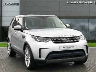 2019 Land Rover Discovery SDV6 ANNIVERSARY EDITION Diesel silver Automatic