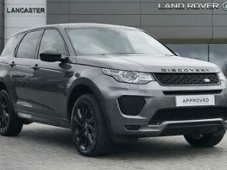 2019 Land Rover Discovery Sport SI4 HSE DYNAMIC LUX Petrol grey Automatic