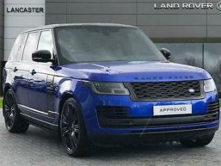 2019 Land Rover Range Rover Diesel grey Automatic