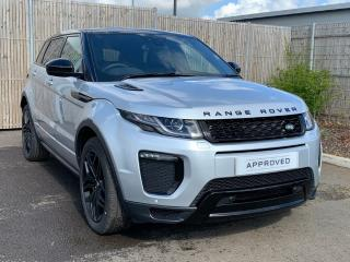 Land Rover Range Rover Evoque 2.0 TD4 HSE Dynamic 5dr Auto Hatchback 2019, 4877 miles, £32980