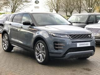 Land Rover Range Rover Evoque 2.0 D180 First Edition 5dr Auto Hatchback 2019, 1477 miles, £46780