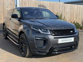 2019 LAND ROVER RANGE ROVER EVOQUE 2.0 SD4 HSE Dynamic 3dr Auto 4x4/Crossover