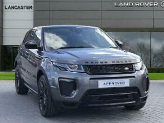 2019 Land Rover Range Rover Evoque TD4 HSE DYNAMIC Diesel grey Automatic