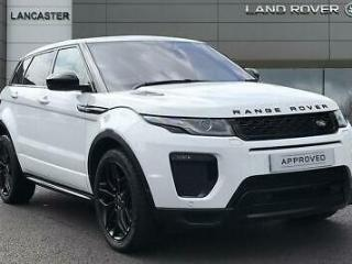 2019 Land Rover Range Rover Evoque TD4 HSE DYNAMIC Diesel white Automatic