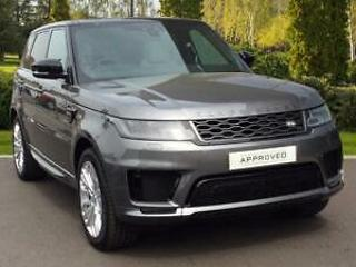2019 Land Rover Range Rover Sport 2.0 P400e HSE Dynamic 5dr Automatic Petrol/Ele