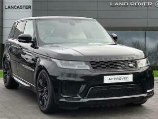 2019 Land Rover Range Rover Sport AUTOBIOGRAPHY DYNAMIC PETROL/ELECTRIC black Au