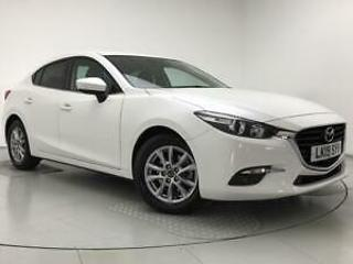 2019 Mazda 3 2.0 SE L Nav 4dr Petrol white Manual