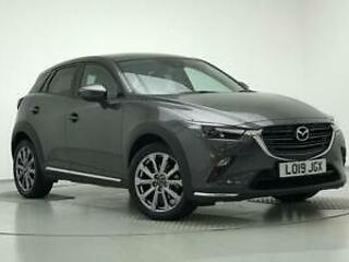 2019 Mazda CX 3 2.0 Sport Nav + 5dr Petrol grey Manual