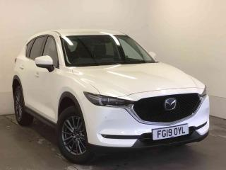 Mazda CX 5 2.0 SE L Nav+ 5 door Automatic Estate 2019, 5505 miles, £21589