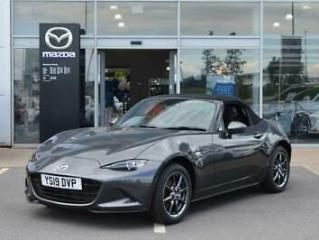 2019 Mazda MX 5 1.5 Sport Nav 2dr 2 door Convertible