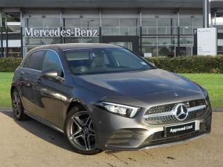 Mercedes Benz A Class A200d AMG Line Executive 5dr Auto Hatchback 2019, 101 miles, £27000