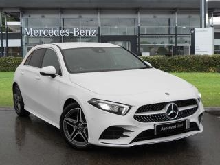 Mercedes Benz A Class A200d AMG Line Executive 5dr Auto Hatchback 2019, 101 miles, £26450