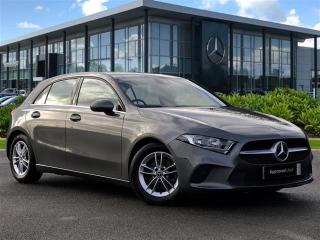 Mercedes Benz A Class A180D Se Executive 5Dr Auto Hatchback 2019, 7793 miles, £21450