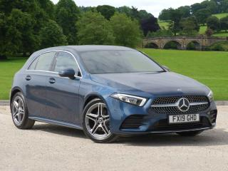 Mercedes Benz A Class A200 AMG Line Executive 5dr Auto Hatchback 2019, 50 miles, £26400
