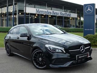Mercedes Benz CL Class CLA CLA 220d AMG Line Night Edition Plus 5dr Tip Auto Estate 2019, 2240 miles, £26505