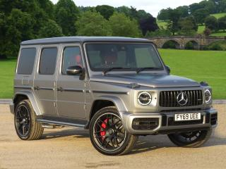 Mercedes Benz G Class AMG Station Wagon G63 5dr 9G Tronic SUV 2019, 50 miles, £169900