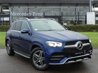 Mercedes Benz GL Class GLE GLE 300d 4Matic AMG Line Premium 5dr 9G Tronic Estate 2019, 101 miles, £51950