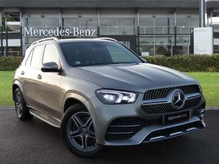 Mercedes Benz GL Class GLE GLE 300d 4Matic AMG Line Premium 5dr 9G Tronic Estate 2019, 5878 miles, £51000