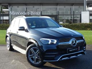 Mercedes Benz GL Class GLE GLE 300d 4Matic AMG Line Premium 5dr 9G Tronic Estate 2019, 4651 miles, £49950