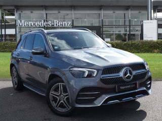 Mercedes Benz GL Class GLE GLE 300d 4Matic AMG Line Premium 5dr 9G Tronic Estate 2019, 6597 miles, £48450